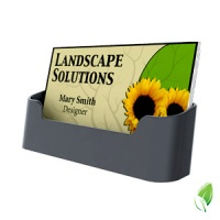 Sustainable Office™ Business Card Holders 60% Recycled Content