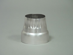 Aluminum Duct Increaser/Reducer