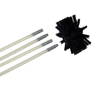 12 Dryer Duct Cleaning Brush Kit Deflecto Home And