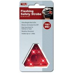 Safety Strobe Flashing Helmet Light
